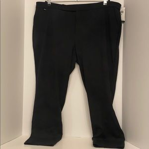 Lauren Ralph Lauren Pants & Jumpsuits - Lauren Ralph Lauren Stretch Knit Skinny Pants 2X